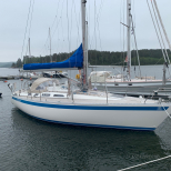 Sweden Yachts 370, 1998